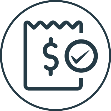 stop chasing invoices with factoring icon