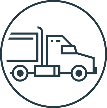 save on truck operating expenses icon